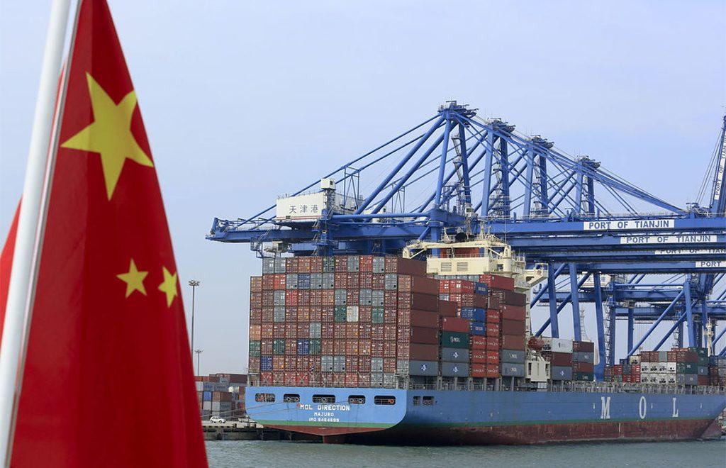 sea transportation  from China