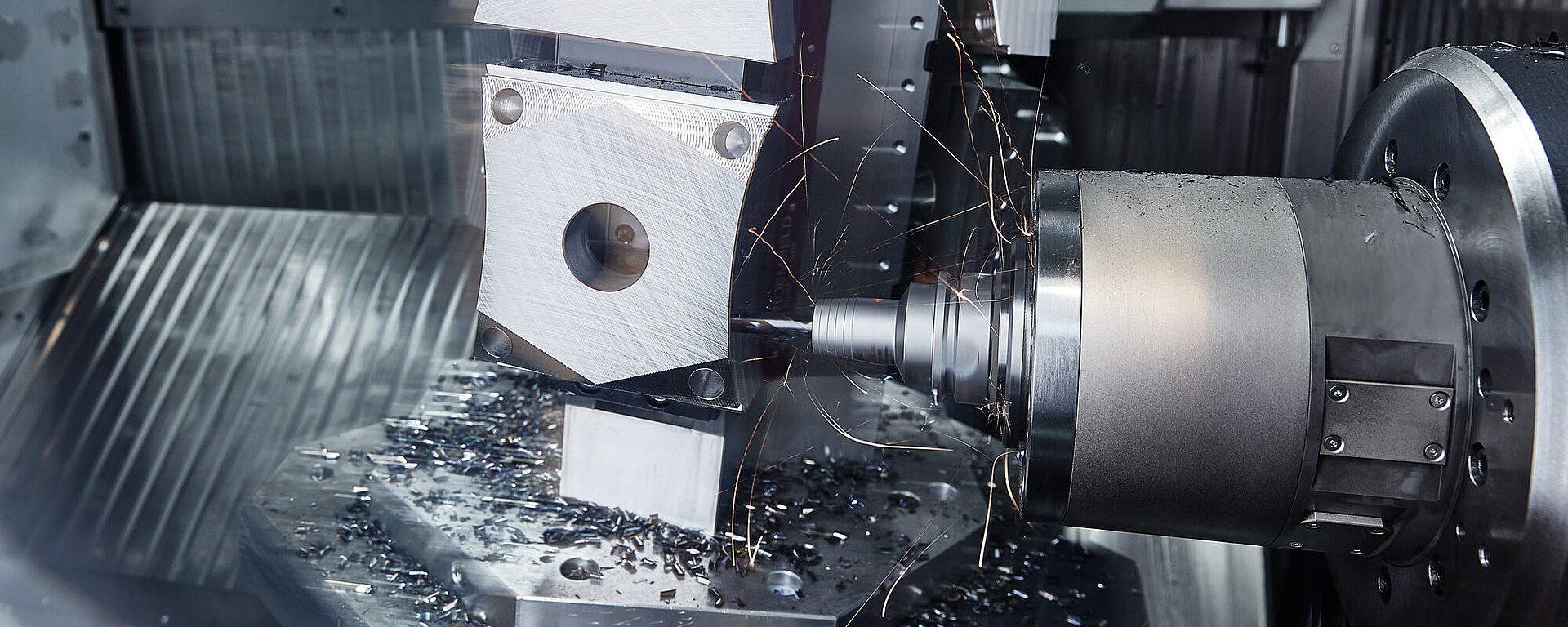 metal cutting machine lathe
